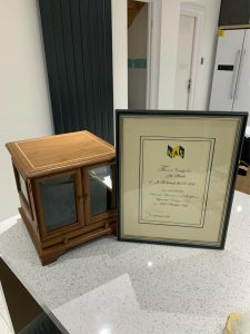 NAS Apprentice Competition winning project