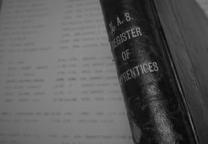 NAS archive apprentice book